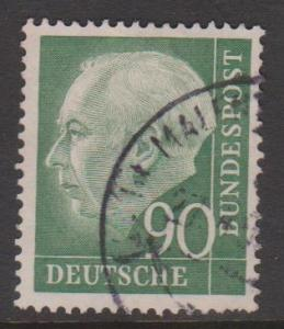 Germany Sc#718 Used