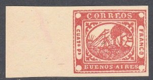 ARGENTINA  An old forgery of a classic stamp................................C972