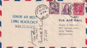 1932, Junior Air Meet, Long Beach, CA, See Remark (41934)