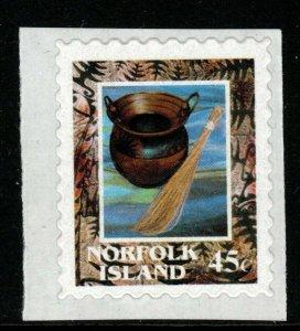 NORFOLK ISLAND SG735 2000 FESTIVAL OF PACIFIC ARTS MNH