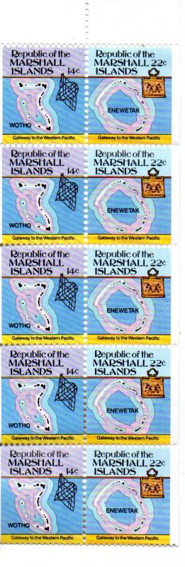 Marshall Islands 40a MNH