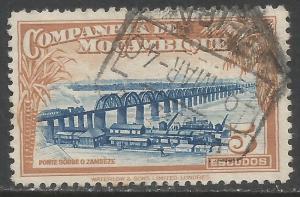 MOZAMBIQUE COMPANY 191 VFU Z7713