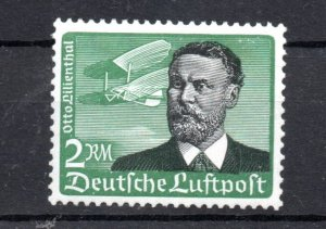 Germany Airmail 1934 #C55 Mi 538x VF Mint *NEVER HINGED* OG