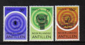 Netherlands Antilles 1982 MNH Air traffic Contollers