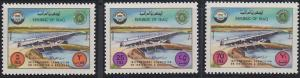 Iraq 739-741 MNH (1975)