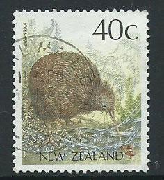 New Zealand SG 1463 FU