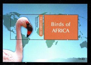 Gambia 2011 Birds Flamingo