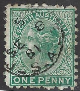 SOUTH AUSTRALIA 64 USED BIN $1.00 ROYALTY