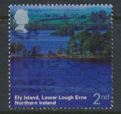GB SG 2439 SC# 2193  Ely Island Northern Ireland   Used   see details
