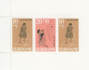 SURINAM/SURINAME 1968 MNH SC.B147/49a Child Welfare
