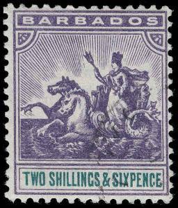 Barbados Scott 80 Gibbons 115 Used Stamp
