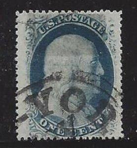 United States #24 Extra Fine