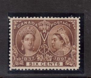 Canada #55 VF Mint