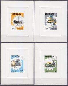 1988 Senegal 988/B-991/B Lux Industry 40,00 €