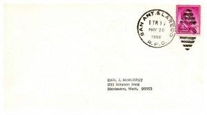 1966 San Ant. & Laredo R.P.O.Railroad  #123