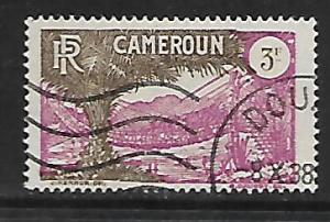 CAMEROUN, 208, USED, ROPE SUSPENSION BRIDGE