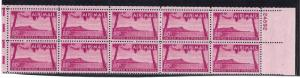 C46 Mint,OG,NH... Plate Block of 10... PSE Cert... SCV $46.00