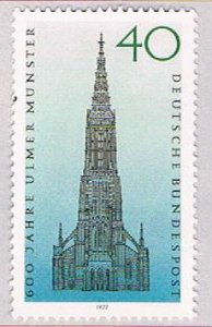 Germany 1251 MNH Cathedral 1977 (BP49111)