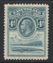 Basutoland SG 5 Mint hinged