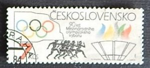 Sport, Olympian Games, Czechoslovakia, (1129-Т)