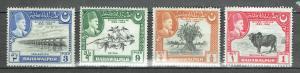 Bahawalpur SC# 22-25 *Mint LH*