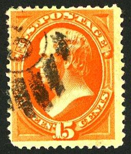 U.S. #189 USED