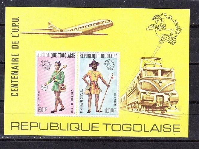 Togo Scott C223a Mint NH (Catalog Value $40.00) - UPU