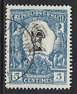 Haiti 84 VFU Z6520-4