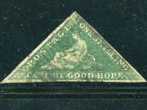 Cape of Good Hope # 6a Used F-VF   Cat $600  Lakeshore Philatelics