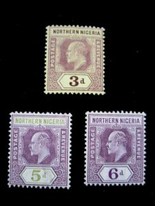 NORTHERN NIGERIA - 32-34 - SS - MH - CAT VAL $16.50