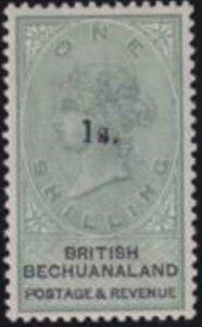 Bechuanaland 1888 SC 28 MLH