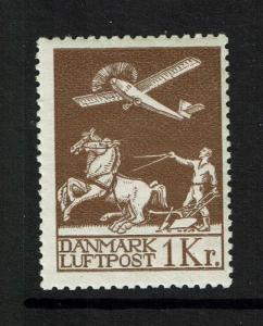 Denmark SC# C5, Mint Never Hinged - S2352