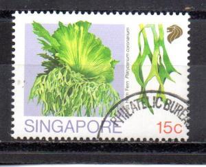 Singapore 584 used