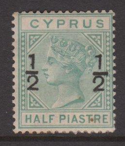 Cyprus Sc#18 MH