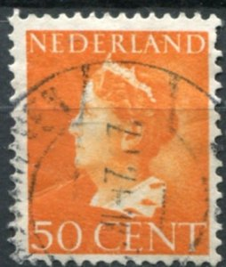 Netherlands Sc# 225A used