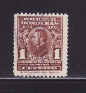 Honduras RA2 Set U General Francisco Morazán (C)
