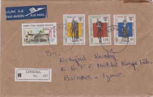 Cyprus Turkish Republic of Northern Cyprus 450k 1978 Europa, 150k, 275k and 3...