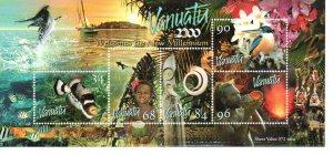Vanuatu 757 MNH .