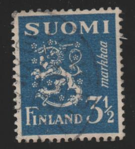 Finland 176 Arms of Finland 1936