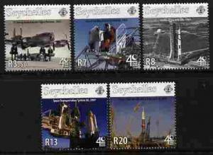Seychelles 2009 International Year of Astronomy perf set ...