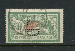 France #131 TD Perfin