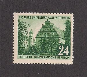 GERMANY - DDR SC# 111 F-VF MNH 1952
