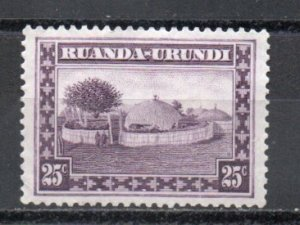 Ruanda-Urundi 40 used