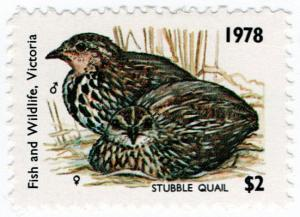 (I.B) Australia - Victoria Revenue : Hunting Tax $2 (1978)