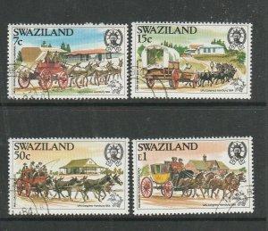 Swaziland 1984 UPU VFU/CTO SG 453/6
