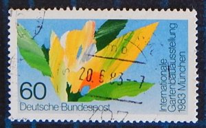Flowers, Germany, (2518-Т)
