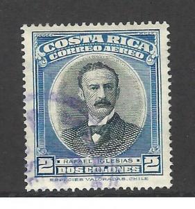 COSTA RICA   SC  #  C175    USED