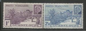 GUADALOUPE, 157-158, MH, land