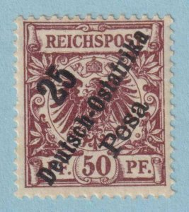 GERMAN EAST AFRICA 10  MINT HINGED OG * NO FAULTS EXTRA FINE !