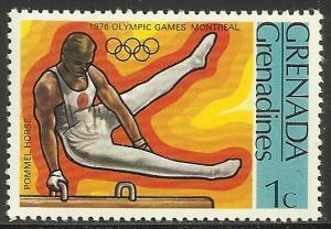Grenada Grenadines 1976 Scott# 190 MNH